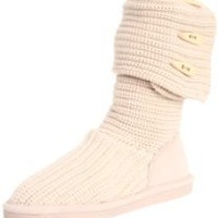 BEARPAW Women's Knit Tall Boot by BEARPAW at the Best Buy Shop