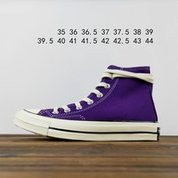 Kuyou Fa19630 Converse Chuck Taylor All Star 1970s 162050c High Top Canvas Shoes 004