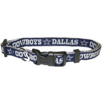 Dallas Cowboys Collar Small