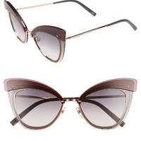 MARC JACOBS 64mm Sunglasses | Nordstrom