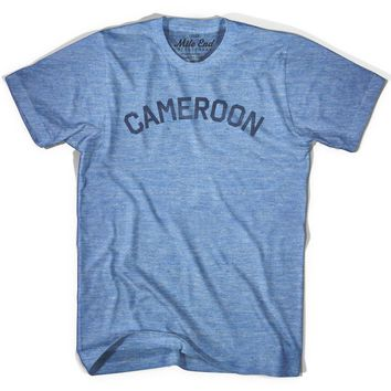 Cameroon City Vintage T-shirt