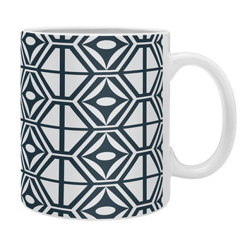 Heather Dutton Metro Steel Coffee Mug