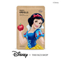 [THE FACE SHOP] Snow White Brightening Face Mask (Disney_Princess Edition)