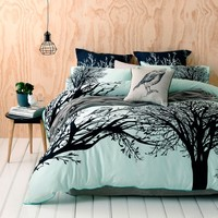 Home Republic Owl - Bedroom Quilt Covers & Coverlets - Adairs Online