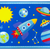 Olive Kids Out of this World 5x7 Rug - 615411