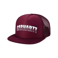 District Trucker Cap in Shiraz