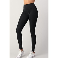 Simple Routine Leggings (Black)