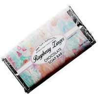 Raspberry Zinger Chocolate Soap