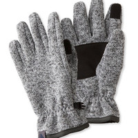 Women's Windproof Sweater Fleece Gloves | Free Shipping at L.L.Bean.