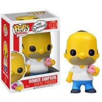 Funko POP! TV: The Simpsons Homer Simpson #01