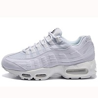 Trendsetter Stussy x Nike Air Max 95  Women Men Fashion Casual Sneakers Sport Shoes