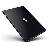 """Solid State Black Full Body Skin for the iPad Pro (12.9"""" or 9.7"""" available)"""