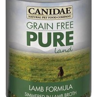 Canidae Pure Elements Lamb Canned Dog Food 12/13oz