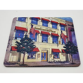 American girl place mouse pad