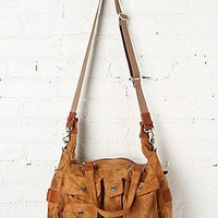 Toughjean Smith  Distressed Utility Tote at Free People Clothing Boutique