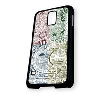 1D One Direction Samsung Galaxy S5 Case