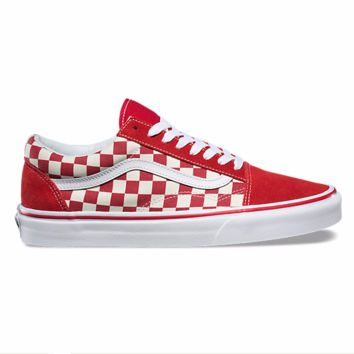 Vans Checkerboard Old Skool Sneaker