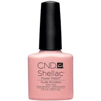 CND - Shellac Nude Knickers (0.25 oz)