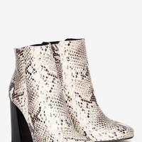 Shellys London Florrie Leather Bootie