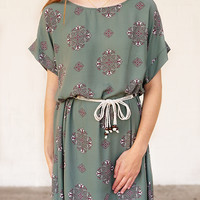 All the Small Things Dress Olive