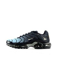 Tagre™ nike men s air max plus tuned 1 fabric trainer shoes number 1