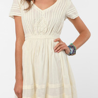 Thistlepearl Victorian Lace Cotton Dress