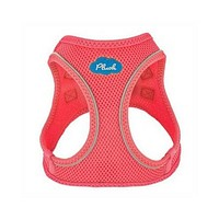 Air Mesh Vest Dog Harness — Bubblegum Pink