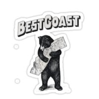 """BEST COAST """"THE ONLY PLACE """""""