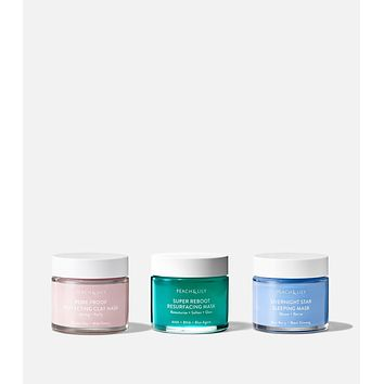 Mask & Treat Bundle