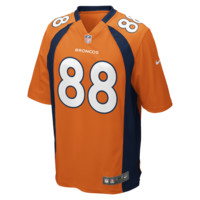 Nike NFL Denver Broncos (Demaryius Thomas) Men's Football Home Game Jersey