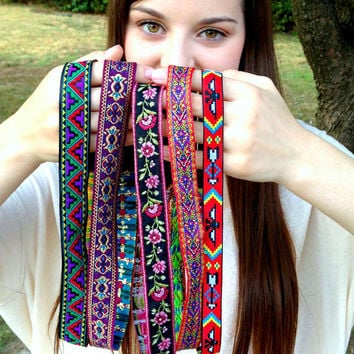 Bohemian Headbands - Geometric, Sun Goddess, Indian Princess, Esther, Eagles and Arrows
