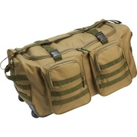 "Extreme Pak™ Water-Resistant 26"" Wheeled Duffle Bag"