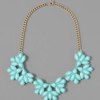 SWEETBRIAR JEWELED STATEMENT NECKLACE