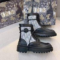 DIOR Fashion Women's Ankle Boots