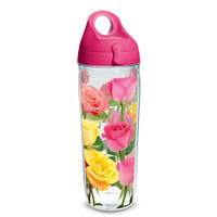 Coming Up Roses Wrap With Lid | Tervis Official Store