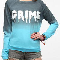 Urban Outfitters - Sparkle & Fade Grime Studded Sweatshirt