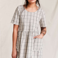 Urban Renewal Remade Yarn-Dyed Babydoll Dress - Urban Outfitters
