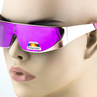 """NEW Exclusive """" Rihanna"""" Sunglasses Purple Blue Silver And Pink Colors Available"""