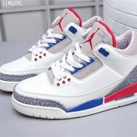 "Air Jordan 3 Retro ""International Flight"" Size 40----47.5"