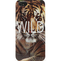 With Love From CA Wild Tiger 4/4S iPhone Case at PacSun.com