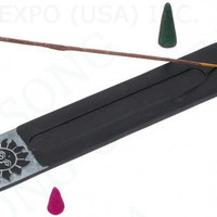 Incense Burner Sun Soapstone