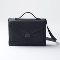 Rider Satchel Black