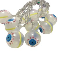Ghost Eyes String Lights For Halloween Party Decor String Light