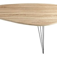 Cyan Designs Lunar Landing Coffee Table - Contemporary - Coffee Tables - by Better Living Store