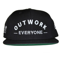 Outwork Everyone Snapback (Black)