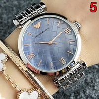 """Emporio Armani"" Hot Sale Popular Ladies Men Chic Movement Watch Wristwatch"