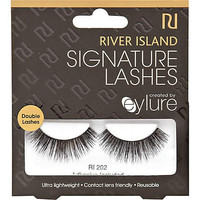 Signature double false eyelashes