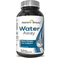Natural Water Pills - Reduce Excess Water - Weight Loss Appetite Suppressant Benefits - Vitamin B6 Pyridoxine...