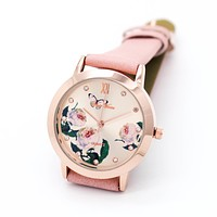 Spring Garden strap watch (4 colors)