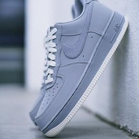 PEAP2Q nike air force 1 low wolf grey 820266 016